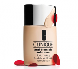 "Тональный крем ""Anti-Blemish Solutions Liquid Makeup"" от Clinique"
