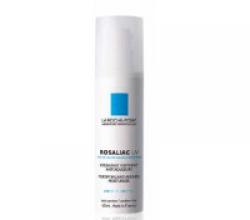 Увлажняющий укрепляющий крем против покраснений Розалиак Rosaliac UV от La Roche Posay