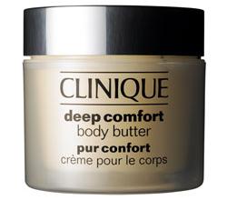 Увлажняющий и смягчающий крем для тела Deep Comfort Body Butter от Clinique