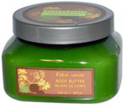 """Баттер для тела """"Kukui Cocoa"""" от Andalou Naturals"""
