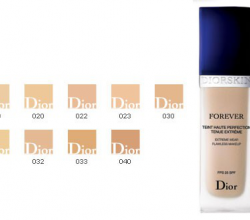 Стойкий тональный крем Diorskin Forever spf 25 от Dior