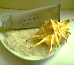 Маска для лица planet Spa с солями и грязями Мертвого моря от Avon