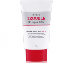 Тональный крем anti trouble BB Repair Balm от VOV