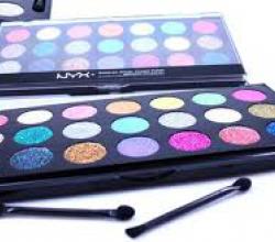 Палетка глиттеров на кремовой основе Glitterati Glitter Cream Palette от NYX