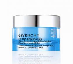 Увлажняющий крем и Интенсивная увлажняющая сыворотка Hydra Sparkling от GIVENCHY