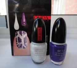 Набор лаков для ногтей NAIL ART KIT от PUPA