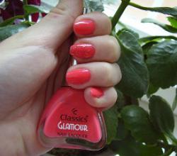 Лак для ногтей Glamour №131 от Classics
