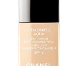 Тональный крем VITALUMIÈRE AQUA от Chanel