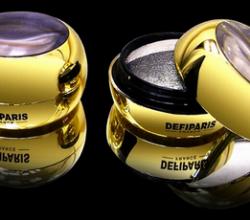 Запеченные двойные тени для век Douible pleasure от Defi