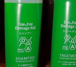 Шампунь For Normal & Damage Hair серии Free & Free от Lion