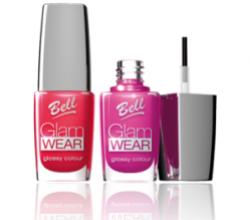 Лак для ногтей Glam Wear Glossy Colour (оттенок № 442) от Bell