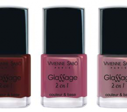 Лак для ногтей Glassage 2в1 (оттенок 103) от Vivienne Sabo
