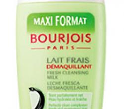 Молочко освежающее для снятия макияжа Bourjois