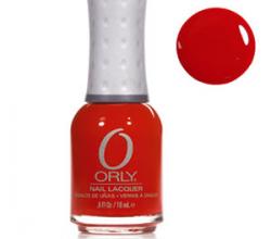 Лак для ногтей (оттенок № 40615 Down Right Red) от Orly
