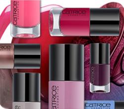 Лак для ногтей Ultimate (оттенок № 850 Aretha's R-E-S-P-I-N-K, № 770 Put Lavender On Agenda) от Catrice