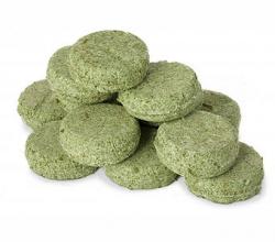 """Твердый шампунь """"Чистейший Зеленый"""" от Lush"""