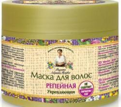 """Маска для волос """"Репейная"""" от Рецепты Бабушки Агафьи"""