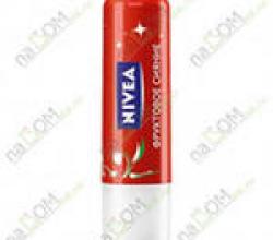"""Бальзам для губ """"Фруктовые звезды: клубника""""от Nivea"""