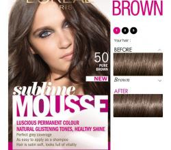 Краска для волос Sublime mousse от L'Oreal