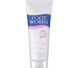 Крем от мозолей и натоптышей Foot Works от Avon
