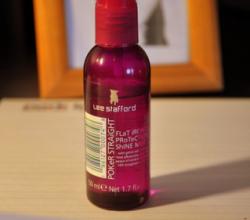 спрей с эффектом выгоревших волос lee stafford