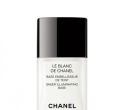 База под макияж Le Blanc De Chanel Sheer Illuminating base от Chanel
