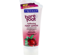 """Крем для ног """"Брусника, гаультерия и мята""""от Freeman"""