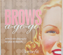 Набор для бровей Brows A-Go-Go (Brow and Eye Shaping Kit) от Benefit