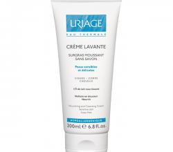 Очищающий пенящийся крем для лица Сreme Lavante от Uriage