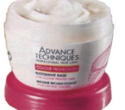 """Восстанавливающая маска для окрашенных волос """"Защита цвета"""" от Avon"""
