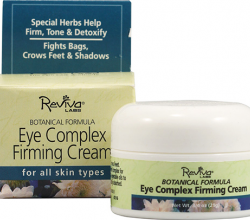 Крем для кожи вокруг глаз Botanical Formula Eye Complex Firming Cream от Reviva Labs
