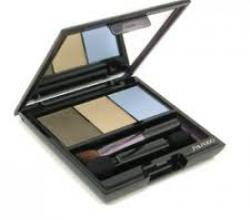 "Тени для век Luminizing Satin Eye Color Trio (оттенок ""Опера"") от Shiseido"