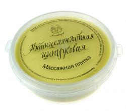 Массажная плитка Антицеллюлитная цитрусовая от Мыловаров