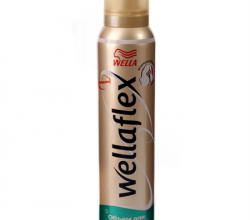 """Пена для укладки волос супер-сильной фиксации Wellaflex """"Объем для тонких волос"""" от Wella"""