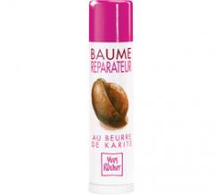 Восстанавливающий бальзам для губ с маслом карите от Yves Rocher