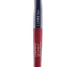 Губная помада «Жидкий глянец» Lingonberry Lip Lacquer (оттенок № 05 Кораллово-золотистый) от Lumene