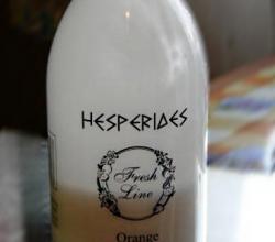 """Очищающее молочко для лица """"Эсперидес"""" от Fresh Line"""