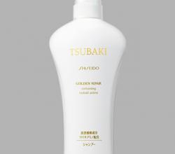 Восстанавливающий шампунь с аминокислотами и липидами камелии от Shiseido TSUBAKI