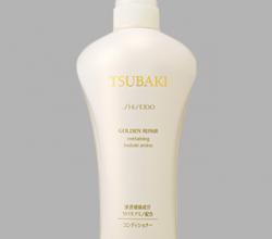 Восстанавливающий кондиционер с аминокислотами и липидами камелии от Shiseido TSUBAKI