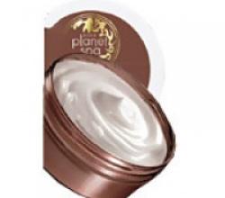 """Крем для тела Planet Spa """"Совершенное укрепление"""" с экстрактом колумбийского кофе от Avon"""