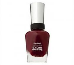 Лак для ногтей Complete Salon Manicure (оттенок № 610 Red Zin) от Sally Hansen
