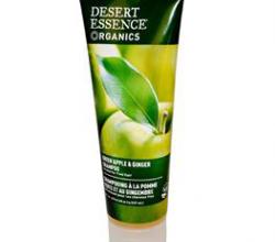 Шампунь для волос Зеленое яблоко и Имбирь Green Apple & Ginger Shampoo от Desert Essence
