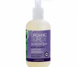 "Мыло для рук ""Нежный луг"" Gentle Meadow Hand Wash от Organic Surge"