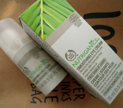 Крем вокруг глаз Nutriganics Smoothing Eye Cream от The Body Shop (1)