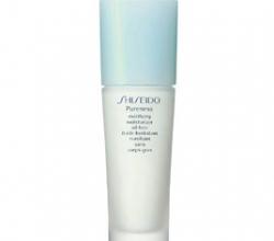 Увлажняющее средство с матирующим эффектом без содержания масел Pureness Matifying Moisturizer Oil-free от Shiseido