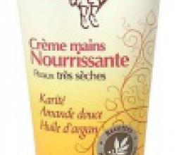 Питательный крем для рук «Карите, сладкий миндаль и масло арганового дерева» от Le Petit Marseillais
