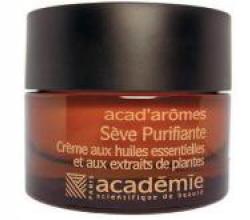 Нормализующий крем Seve Purifiante линия Acad`Aromes от Academie