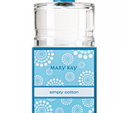 Туалетная вода Simply Cotton от Mary Kay