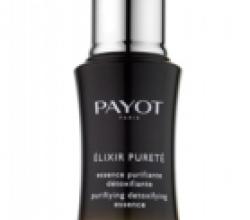 Очищающая детокс-сыворотка для лица Elixir purete от Payot