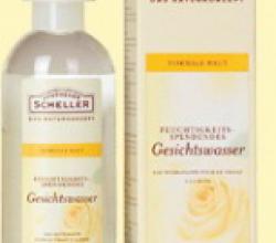 """Увлажняющий лосьон для лица """"Роза"""" для нормальной кожи от Apotheker Scheller"""